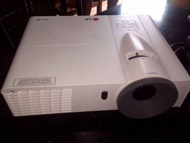 Projetor LG com HDMI