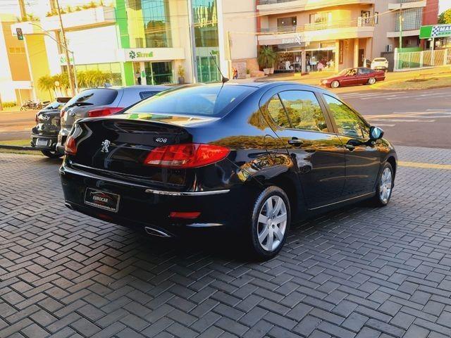PEUGEOT 408 Sedan Allure 2.0 Flex 16V 4p Mec. - Foto 6