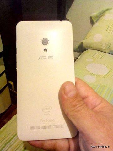 Asus ZenFone 5 A501CG Lindo Impecável 16 Gb com Pelicula de Vidro e Carregador - Foto 4