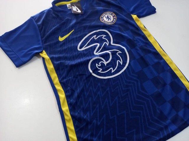 Camisa de time masculina - Foto 3