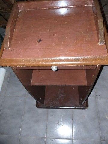 Mesinha de telefone 85x40x30 - Foto 2