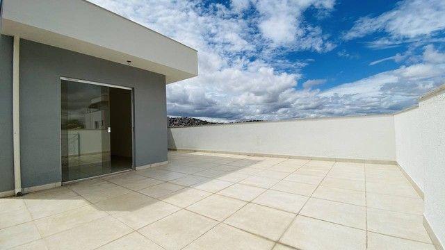 Cobertura para venda  com 3 quartos em Letícia - Belo Horizonte - MG - Foto 2