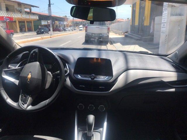 Onix Plus 2019/2020 - Versão Premier 1 - 37 Mil km rodados  - Foto 7