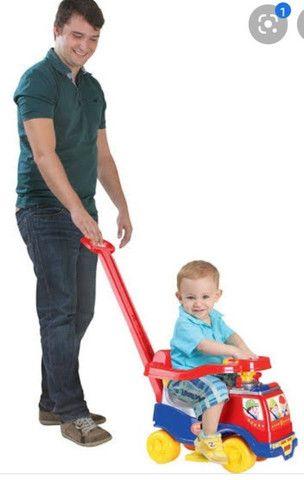 Andador Infantil de empurrar. Produto na caixa 160,00 - Foto 2