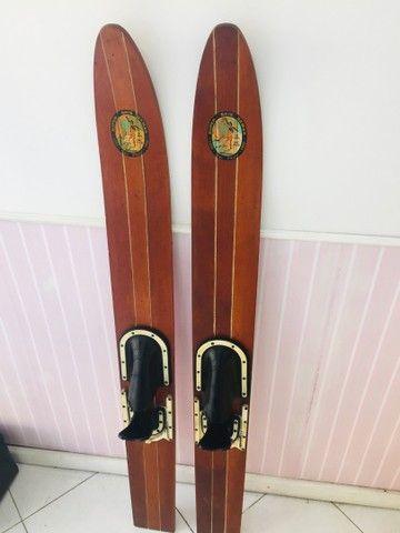 ski aquático zemar (Raridade) - Foto 3