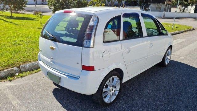 GM Chevrolet Meriva Maxx 1.4 2011 Completo GNV - Foto 6
