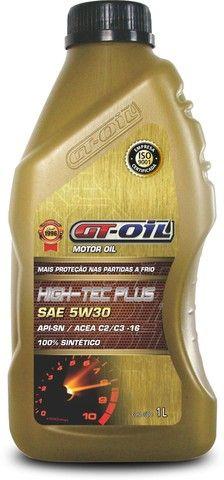 Óleo automotivo GT Oil 5W30 sintético