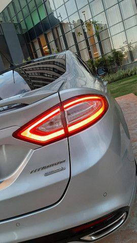 Ford Fusion Titanium 2.0 Ecoobust - Foto 2