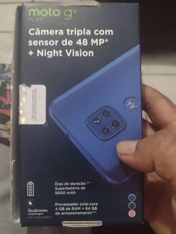 Vendo troco em celular que esteja novo e com caixa também com tona da sua parte - Foto 2