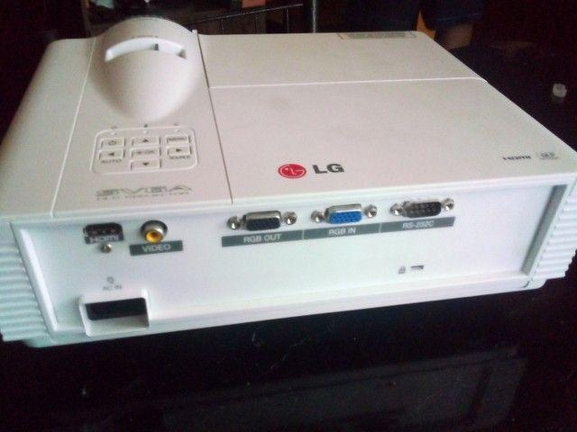 Projetor LG com HDMI - Foto 2