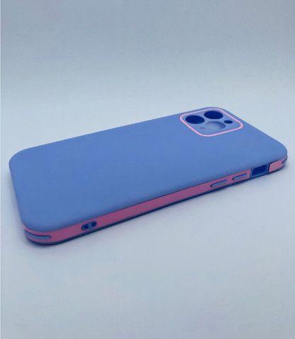Case / Capinha simples lisa iPhone 11 Pro Max (Aceito cartão) - Foto 4