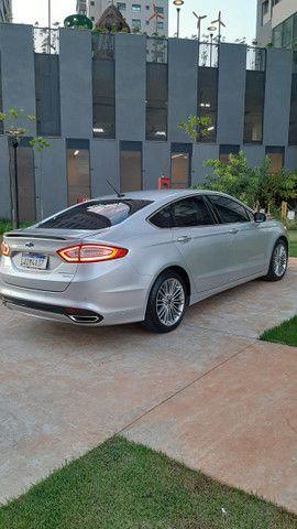 Ford Fusion Titanium 2.0 Ecoobust - Foto 3
