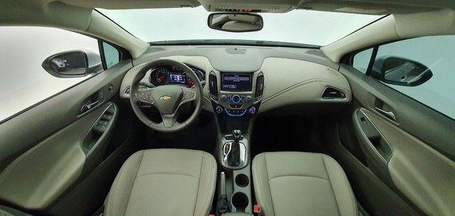 Chevrolet Cruze LTZ 1.4 Turbo 2018/2018 - Cor Prata 33.041 KM - Foto 16