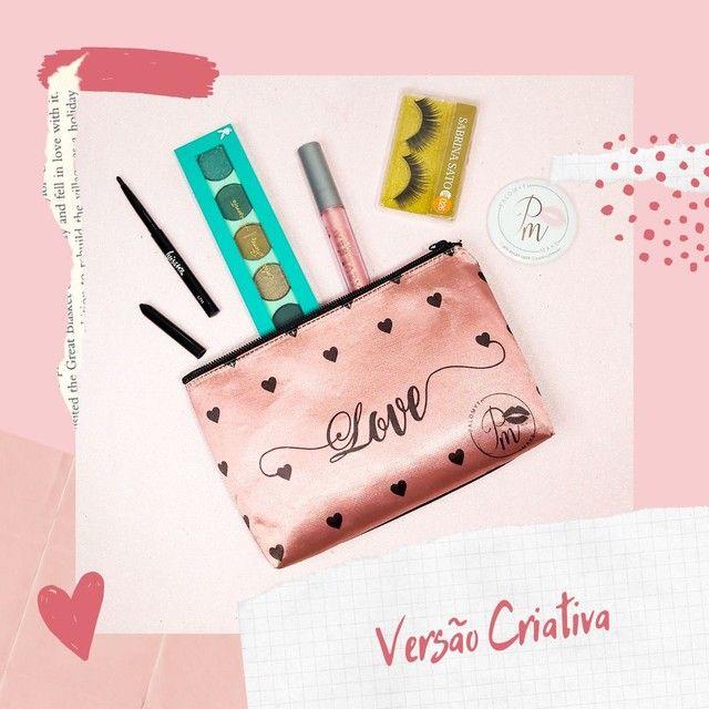 Maquiagem (Kit de make com necessarie) - Foto 4