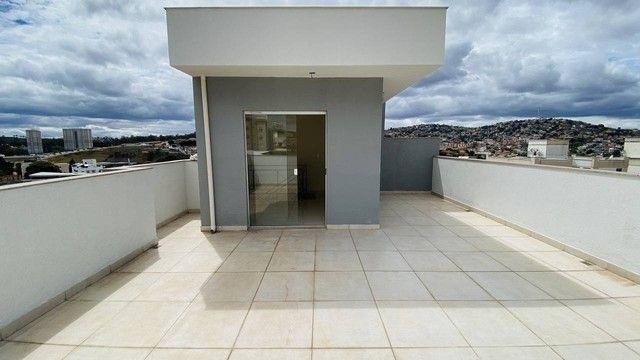 Cobertura para venda  com 3 quartos em Letícia - Belo Horizonte - MG - Foto 3