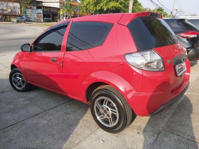 Ford Ka 2013 Flex 1.0 8v - Completo / 35.000 KM Rodados - Foto 4