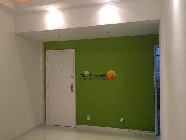 Apartamento com 1 dormitório para alugar, 60 m² por R$ 1.200,00/mês - Icaraí - Niterói/RJ - Foto 2