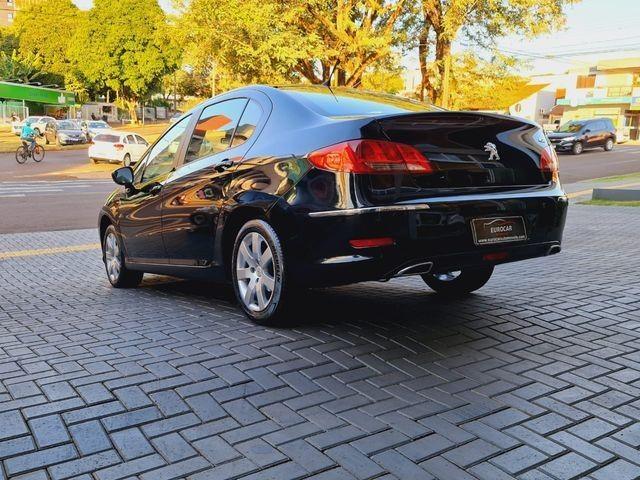 PEUGEOT 408 Sedan Allure 2.0 Flex 16V 4p Mec. - Foto 9