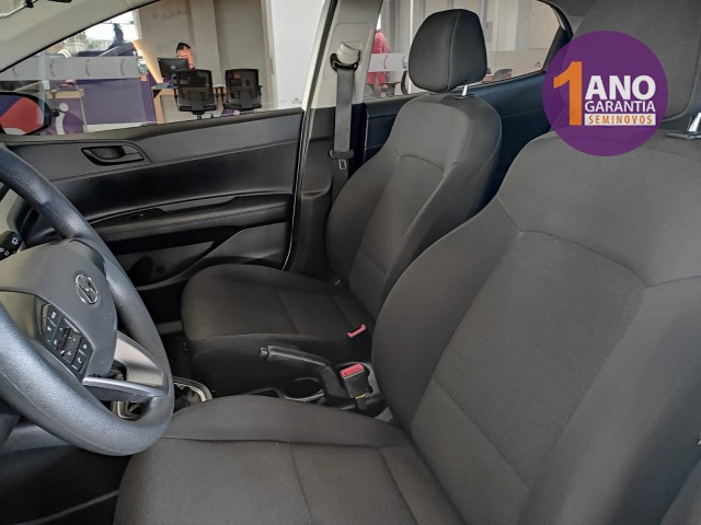 Hyundai HB20 1.0 Sense Pack (Flex) - Foto 8