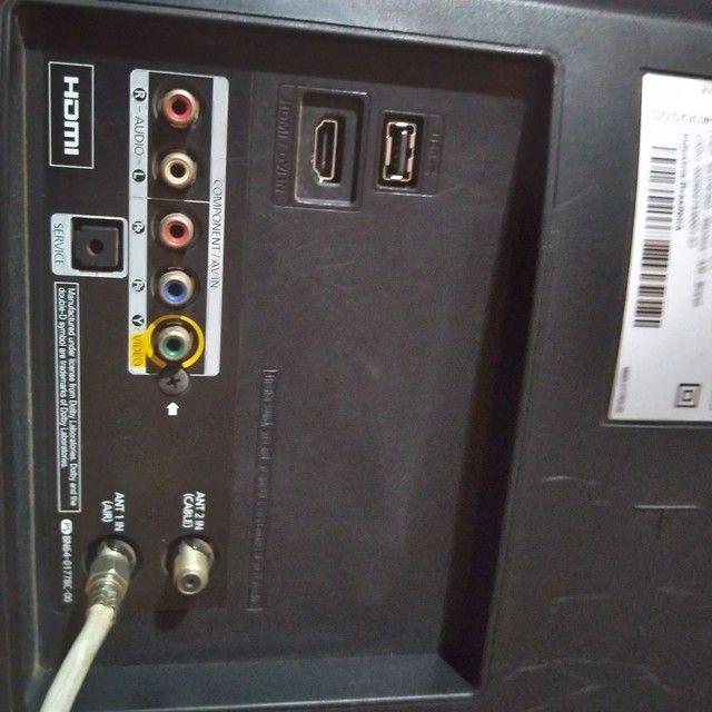 Samsung 32 com tela defeituosa - Foto 3