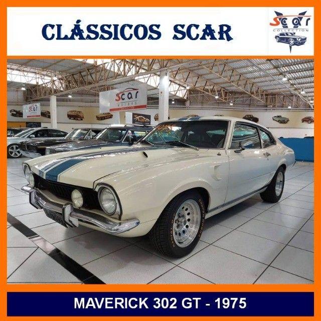 Maverick GT 1975