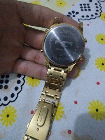 Relógio Technos Digital - ***( OBS: TEM QUE CONCERTAR A PULSEIRA )**** - Foto 2