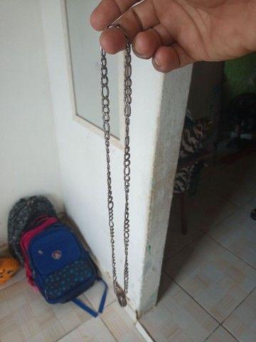 Corrente de aço pra vende logo  - Foto 2