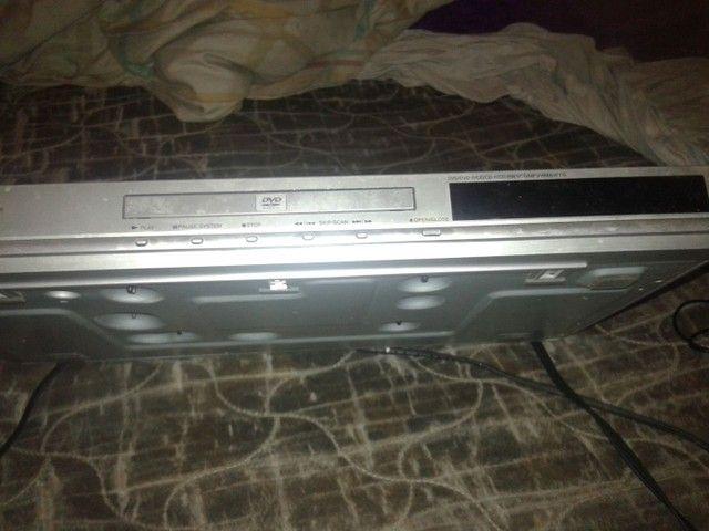 aparelo de DVD Semp Toshiba  canhão queimado