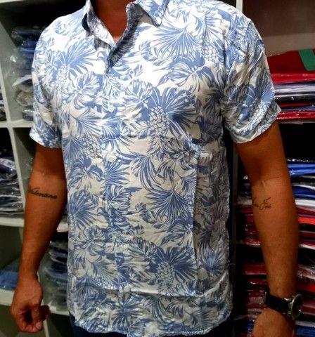 Camisa estampada  - Foto 6