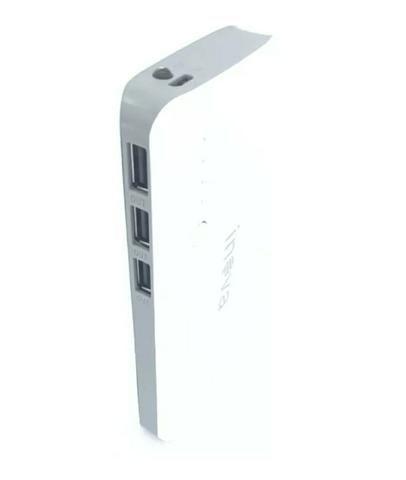 Carregador Portátil Powerbank Bateria Inova 10000mah Original