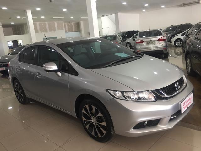 Honda CIVIC LXR R$68.900,00