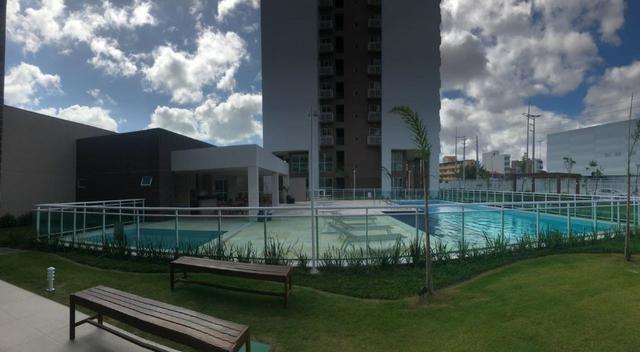 Apartamento de frente ao shopping Riomar kennedy - Fortaleza - Foto 2