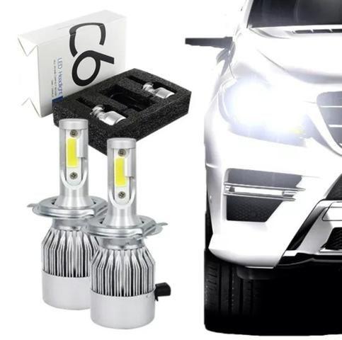 LÂMPADA SUPER LED COM REATOR INTERNO H7 E H11   PROMOÇÃO LIMITADA