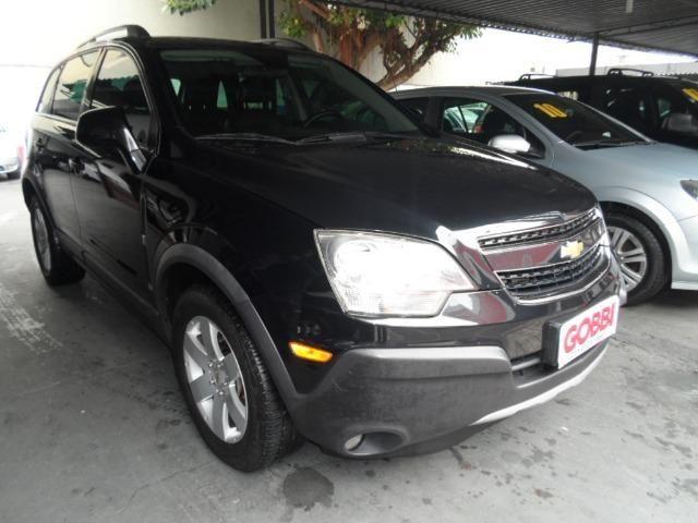 Gm   Chevrolet Captiva Sport 2.4 2012 Preta