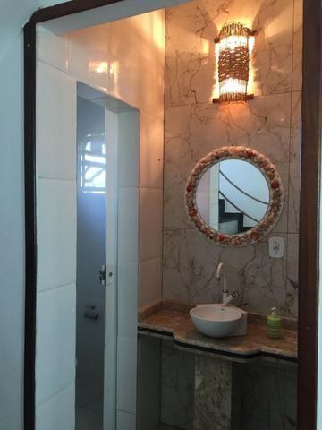 Casa em Frente ao Mar Marataizes 5 suites temporada 600,00 - Foto 18