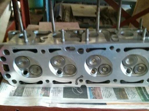 Cabeçote Retificado p/ GM Celta / Corsa 1.0 8v c/ Garantia / Pronto para montagem