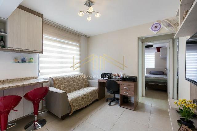 Apartamento 1 Dormitório Mobiliado na Vila Izabel - Foto 2