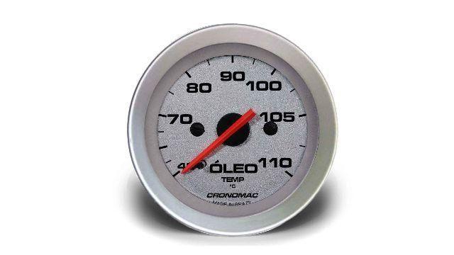 Termômetro Mecânico de Água 52mm