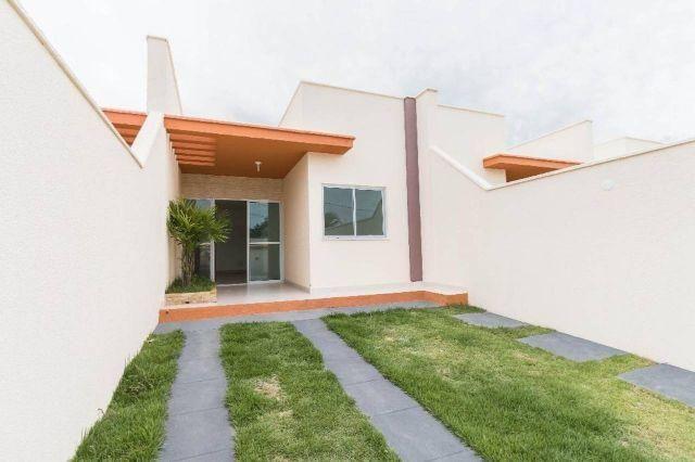 Linda casa no Eusébio com 3 quartos