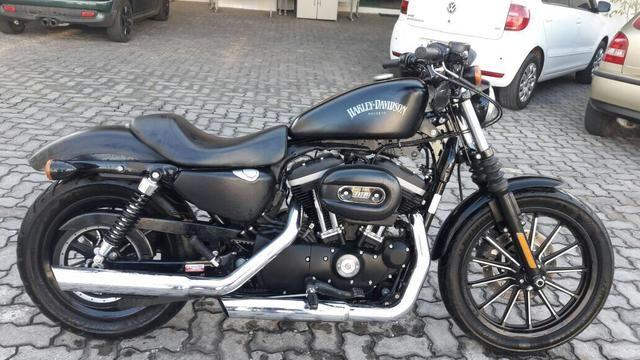 Harley Davidson Iron  In Olx