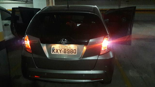 Honda Fit 2014 Automático, Única Dona - Foto 7