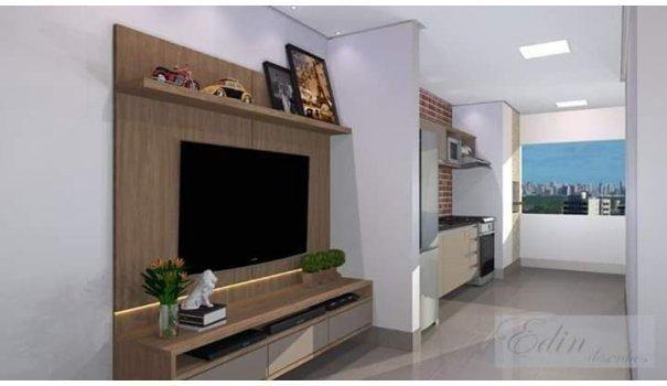 Apartamento Parcelado no centro de Caldas Novas - Flat a Venda no bairro Vila Ol... - Foto 6
