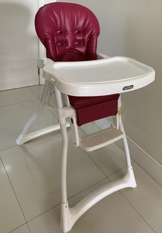 3a0369b5cba5 Cadeira Para Alimentação Merenda Burigotto Peixinho Rosa - Burigoto ...