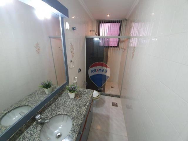 Apartamento com 3 dormitórios à venda, 130 m² por r$ 800.000 - jardim guanabara - rio de j - Foto 11