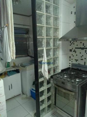 Apartamento com 2 dormitórios à venda, 56 m² por r$ 265.000 - vila alpina - são paulo/sp - Foto 10
