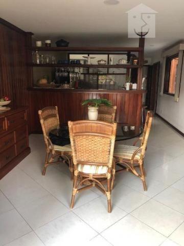 Casa com 4 dormitórios para alugar, 300 m² por r$ 2.200,00/mês - flamengo - maricá/rj - Foto 4