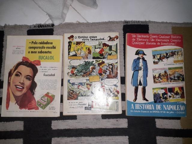 Revistas antigas da ebal - Foto 5