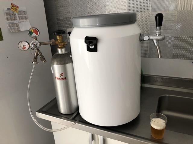 Kit extração cerveja artesanal - Foto 3
