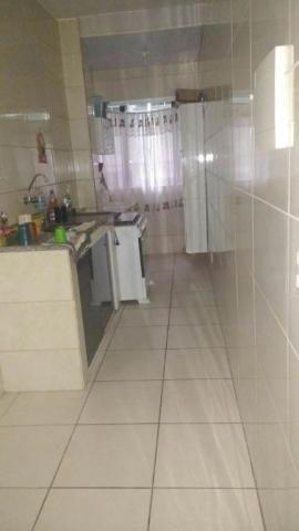 Apartamento com 2 dormitórios para alugar, 55 m² por r$ 700/mês - caxito - maricá/rj - Foto 4