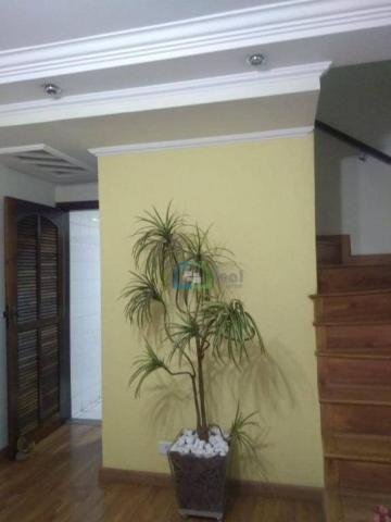 Sobrado com 3 dormitórios à venda, 250 m² por r$ 561.800 - jardim iae - são paulo/sp - Foto 2